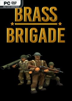 Brass Brigade Battle of Arnhem-PLAZA
