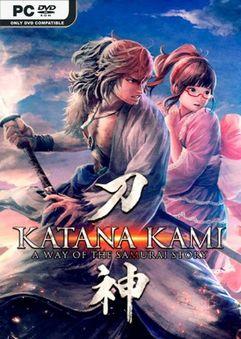 KATANA KAMI A Way of the Samurai Story v20200326