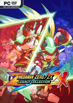 Mega Man Zero ZX Legacy Collection-SKIDROW
