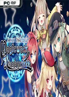 NonetEnsemble MagicworkLabyrinth-DARKZER0