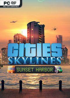 Cities Skylines Sunset Harbor-CODEX