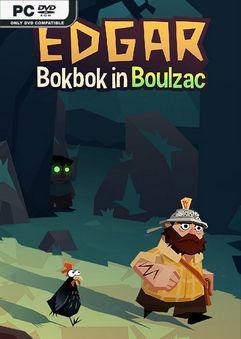 Edgar Bokbok in Boulzac-RAZOR