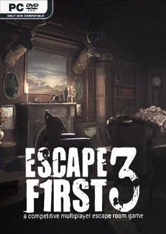 Escape First 3-PLAZA