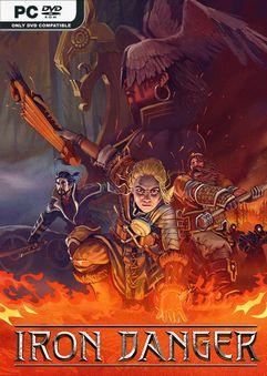 Iron Danger-HOODLUM