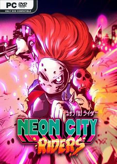 Neon City Riders-DARKZER0