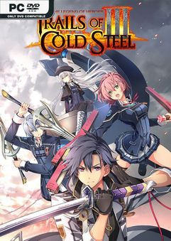 The Legend of Heroes Trails of Cold Steel III v1.05 Incl 57 DLCs-Repack