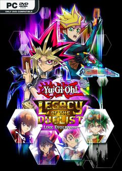 Yu-Gi-Oh Legacy of the Duelist Link Evolution-GoldBerg