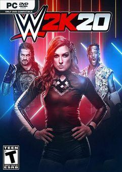 WWE 2K20 Digital Deluxe Edition v1.08 Incl 7 DLCs-Repack