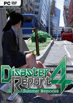 Disaster Report 4 Summer Memories Digital Limited Edition-Repack