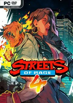 Streets Rage Incl Update Streets-of-Rage-4-pc