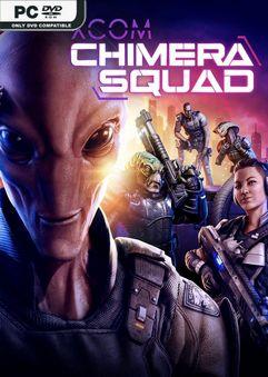 XCOM Chimera Squad-CODEX