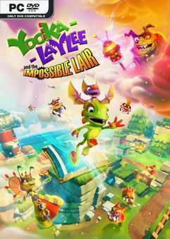 Yooka Laylee and the Impossible Lair Not So Impossible Lair-PLAZA
