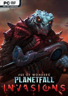 Age of Wonders Planetfall Premium Edition-DINOByTES