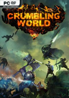 Crumbling World-DARKSiDERS