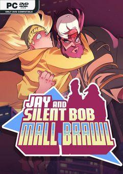 Jay and Silent Bob Mall Brawl-GoldBerg