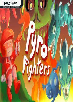 Pyro Fighters-DARKZER0