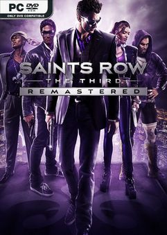 Saints Row The Third Remastered-P2P