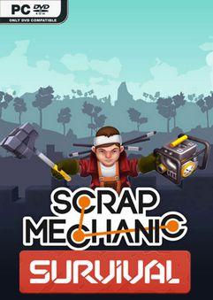 Scrap Mechanic v0.4.8.595
