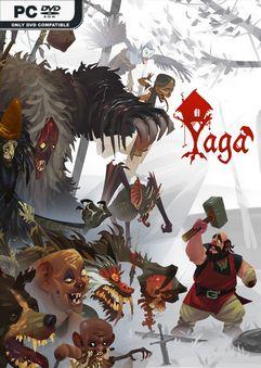 Yaga Bad Fate-CODEX