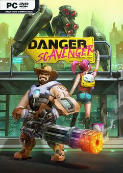 Danger Scavenger-CODEX