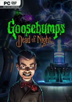 Goosebumps Dead of Night-DARKSiDERS