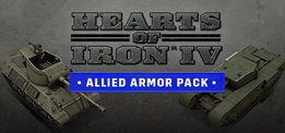 Hearts of Iron IV Allied Armor-CODEX
