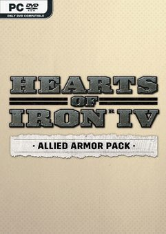 Hearts of Iron IV Allied Armor-CODEX