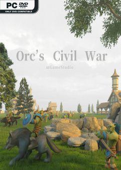 Orcs Civil War-PLAZA