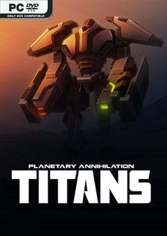 Planetary Annihilation TITANS Rainbows and Unicorns-CODEX