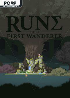 RUNE THE FIRST WANDERER-DARKSIDERS (PC)
