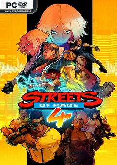 Streets of Rage 4 v05g.r10978-GOG