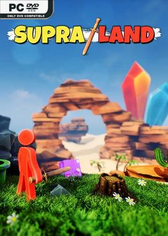 Supraland Crash-PLAZA