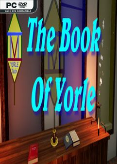 The Book Of Yorle Save The Church-TiNYiSO