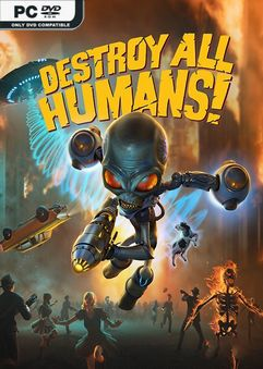 Destroy All Humans v1.1-GOG