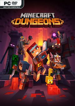 Minecraft Dungeons v1.4.3.0-0xdeadc0de