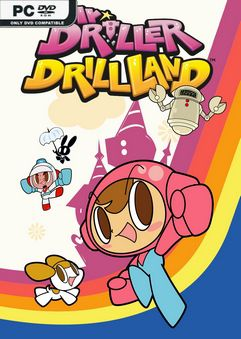 Mr DRILLER DrillLand-SKIDROW