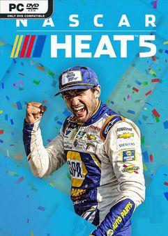 NASCAR Heat 5 Incl 2 DLCs-Repack