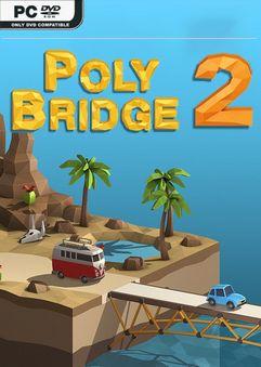 Poly Bridge 2 Serenity Valley-PLAZA