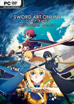 SWORD ART ONLINE Alicization Lycoris Update v1.04-CODEX