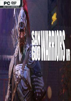 Sanguo Warriors VR-VREX