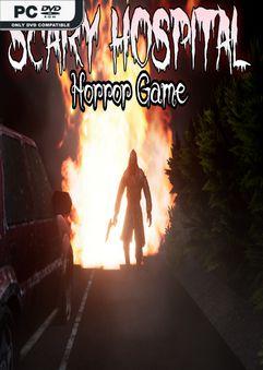 Scary Hospital Horror Game-PLAZA