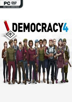 Democracy 4 Early Access
