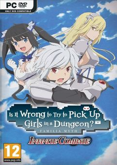 Is It Wrong to Try to Pick Up Girls in a Dungeon Infinite Combate-PLAZA