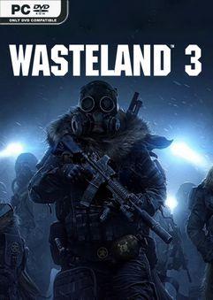 Wasteland 3 Digital Deluxe Edition j3964-GOG