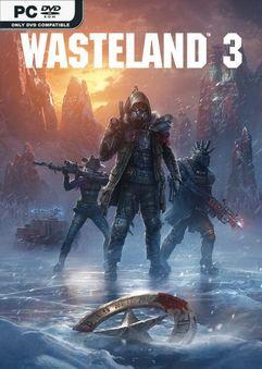 Wasteland 3 Digital Deluxe Edition J2494-GOG