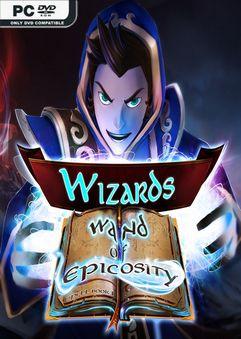 Wizards Wand of Epicosity-PLAZA