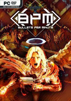 BPM BULLETS PER MINUTE-ALI213