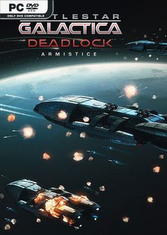 Battlestar Galactica Deadlock Armistice-Chronos