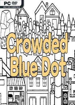 Crowded Blue Dot v08.10.2020