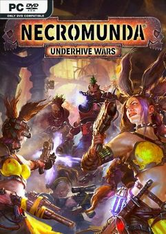 Necromunda Underhive Wars-Repack
